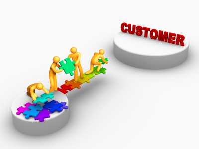 Converting to Customers http://www.istockphoto.com/TaylorAdams
